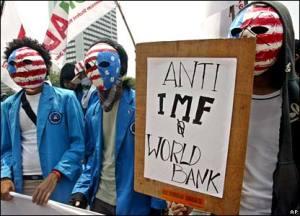 IMF Dan Bank Dunia Kepanjangan Tangan Rentenir Internasional