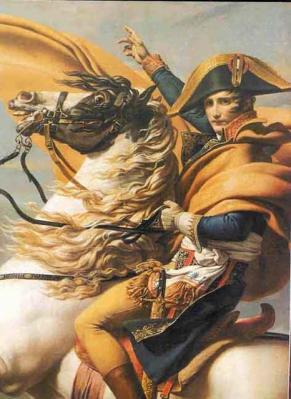 Naiknya napoleon dalam peta politik perancis didukung sepenuhnya oleh